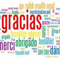 Gracias: Una palabra que cambiará tu Vida