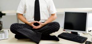 Meditar en la Empresa